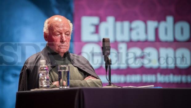 Bolivia da lecciones de dignidad al mundo: Eduardo Galeano