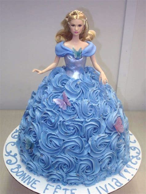 Barbie/Doll Cakes   Patty Cakes