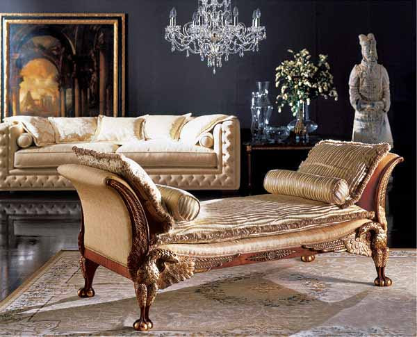 Art Nouveau Decor, Modern Living Room Decorating Ideas in ...