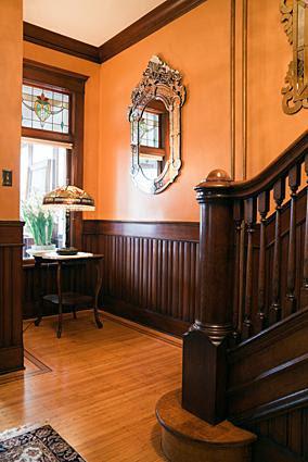 Victorian Kitchen Design on Victorian Interior Design