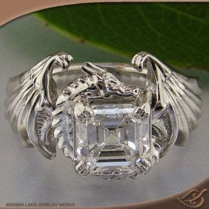 Dragon wedding ring! I have found the perfect ring! If