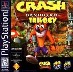 Portable Crash Bandicoot 3 in 1