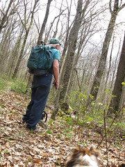 Brock Mountain Hike/Trail Maintenance