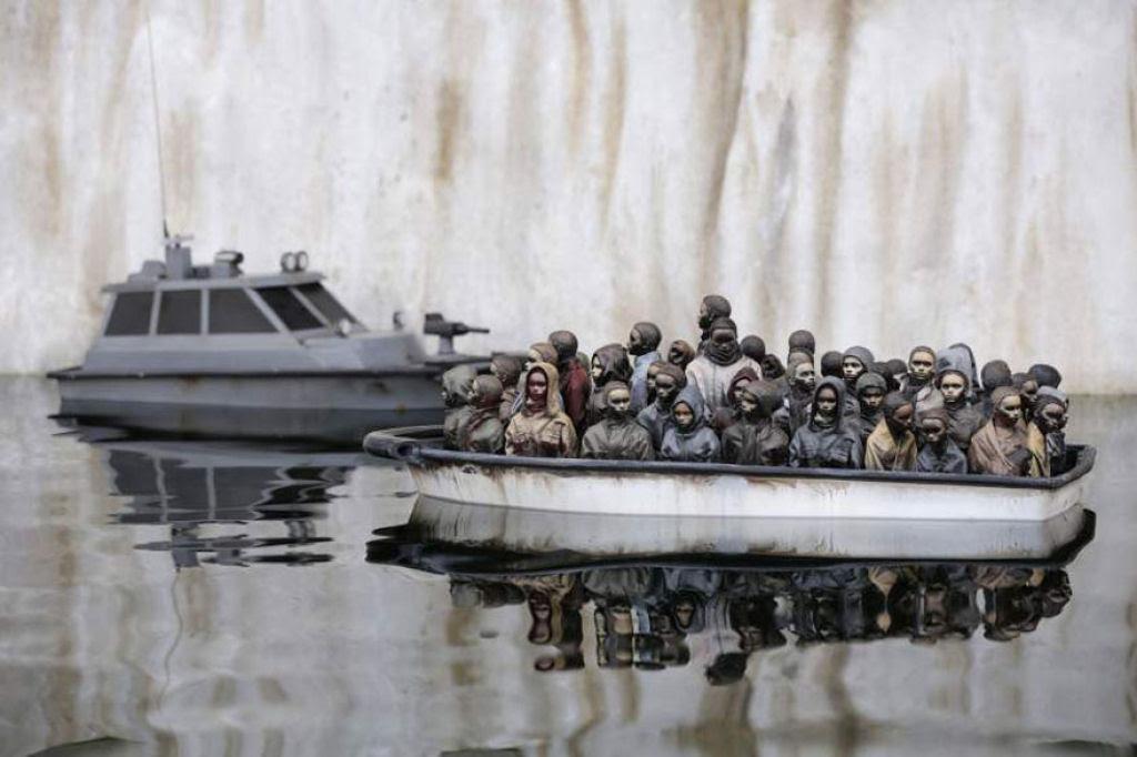 Dismaland, por Banksy: esta é a versão obscura da Disneylândia 17
