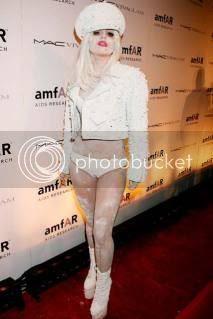 lady gaga,new york fashion week,runway shows