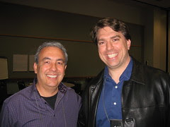 Me with Luis Herrera