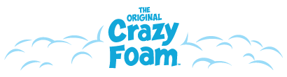 Crazy Foam logo
