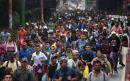 Donald Trump threatens to shut US-Mexico border unless migrant caravan stopped