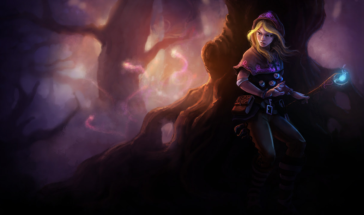 Spellthief Lux Skin League Of Legends Wallpapers