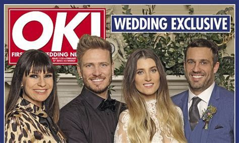 Emmerdale's Charley Webb wows in wedding dress   Daily