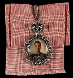 George VI: Obverse