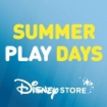 disney store play days