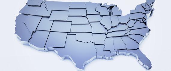 Usa Map Civil War Usa Map Tourism Usa Map Underground Railroad - Map of states of usa