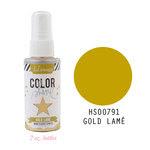 Heidi Swapp - Color Shine Iridescent Spritz - 2 Ounce Bottle - Gold Lame
