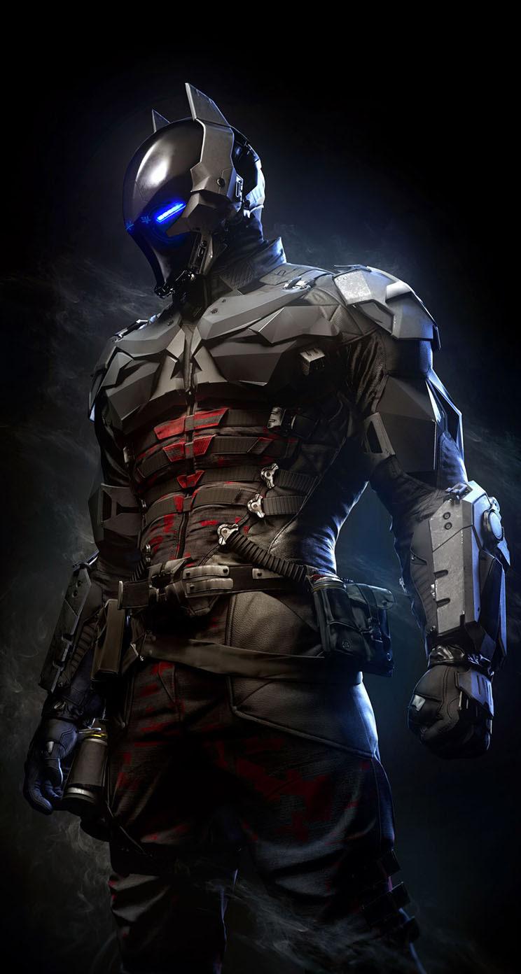 The Iphone Wallpapers Batman Arkham Knight