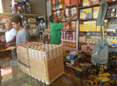 Cidades paulistas cancelam queima de fogos por economia e em 'respeito aos animais'