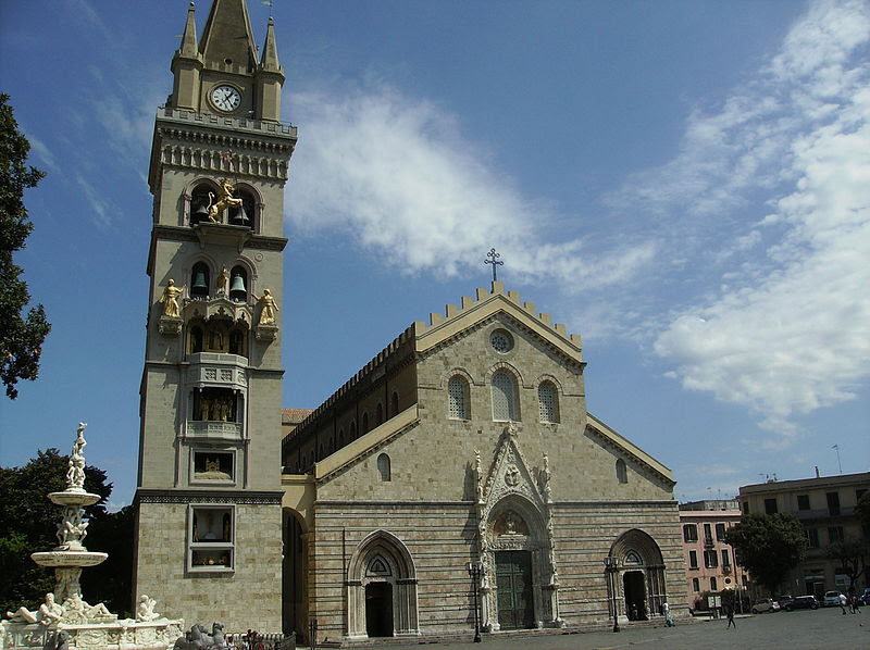 Messina-Duomo di Santa Maria Assunta