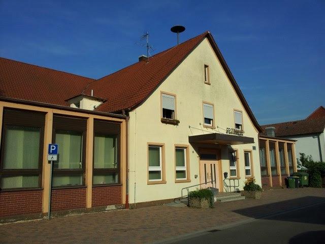 Bellheim Festhalle Mgrs 32umv4749 Geograph Deutschland