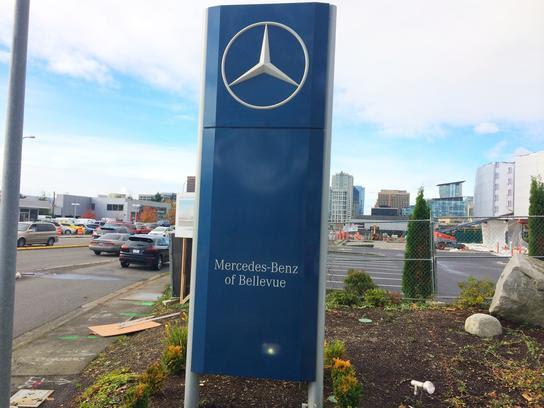 Mercedes-Benz of Bellevue car dealership in BELLEVUE, WA ...