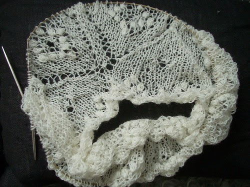 lace experiment by Asplund