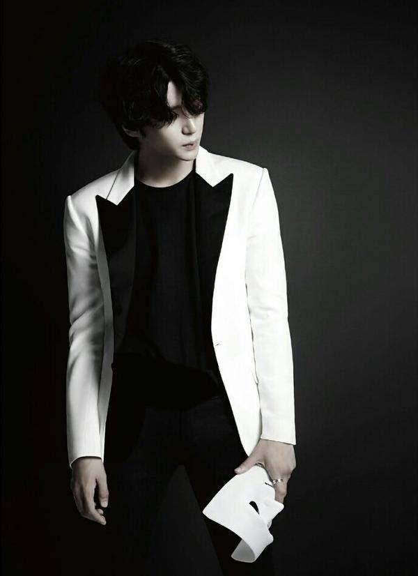 VIXX LR mini album jacketLEO.  Ⓒchocobeannie.