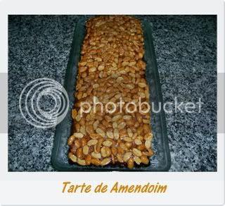 Tarte de amendoim 1