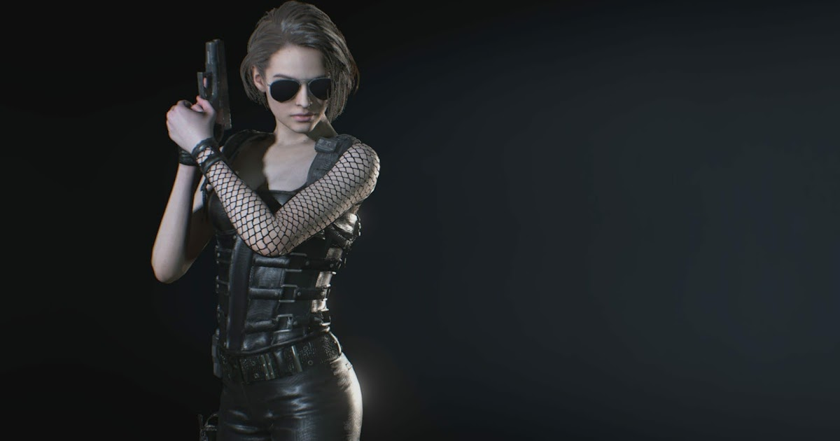 Play Resident Evil 2 as Jill Valentine with this mod