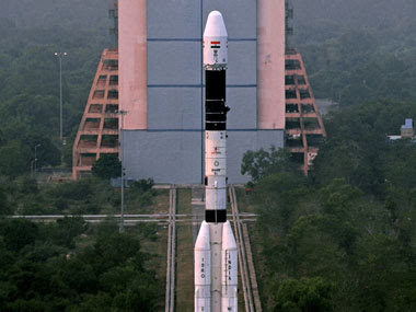 Isro rocket carrying India's final 'GPS satellite' lifts off from Sriharikota