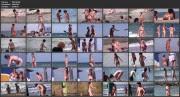 Nude Euro Beaches 21 (Nudist pussies and cunts - beach close-ups. Hidden Cam)