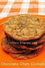 Chocolate Chip Cookies-Noni