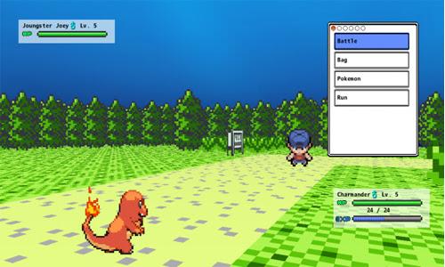 Indie Gold, Pokemon 3D