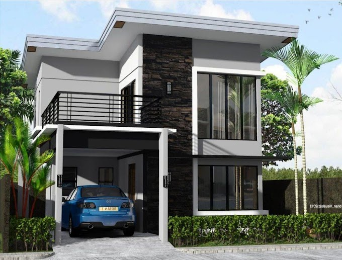 Contoh Rumah Panggung Sunda Minimalis | Ide Rumah Minimalis