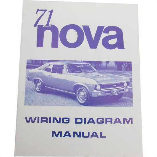71 chevy wiring diagram image 7