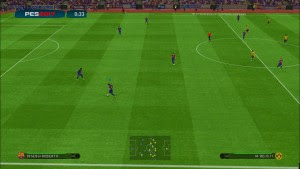 PS4 Mod Green PES 2017