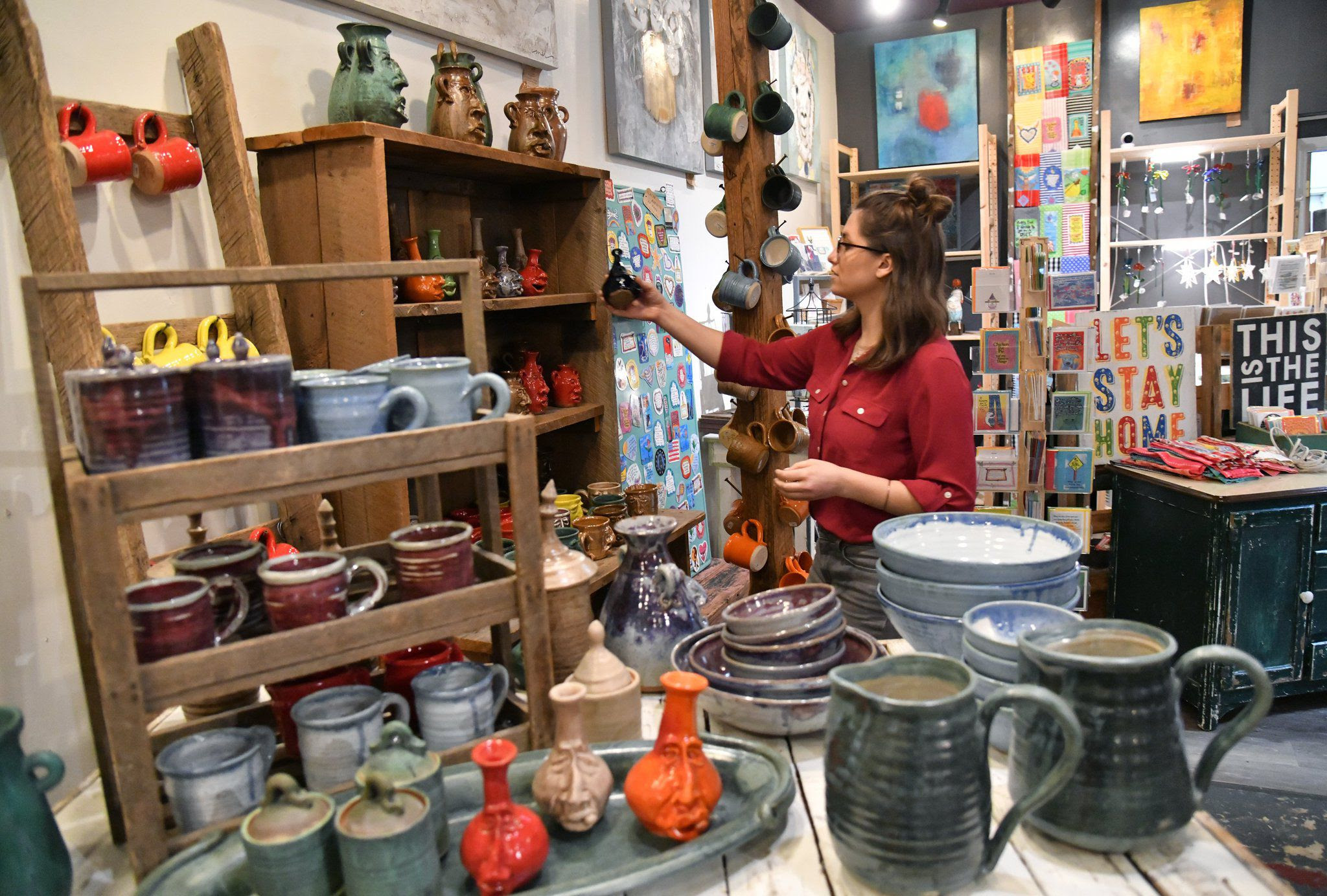 Specialty Shopping Atlanta Craft Stores And Gift Shops
