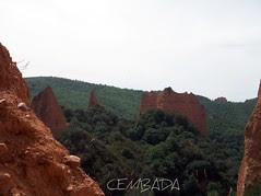 Paisaje cesde cueva de La Encantada