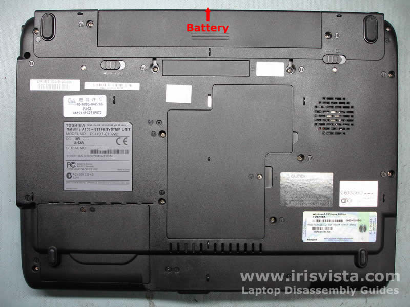 How To Fix Battery In Toshiba Laptop