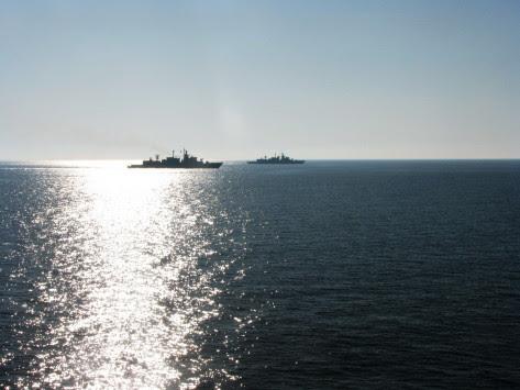 Ρωσικές κορβέτες με πυραύλους κατευθύνονται στη Μεσόγειο