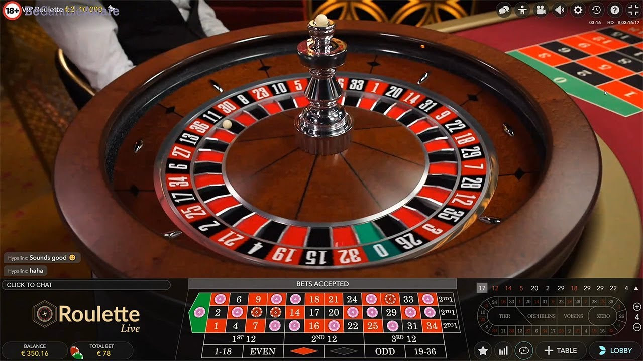 What is the best online casino for roulette Tours Blackout roulette s