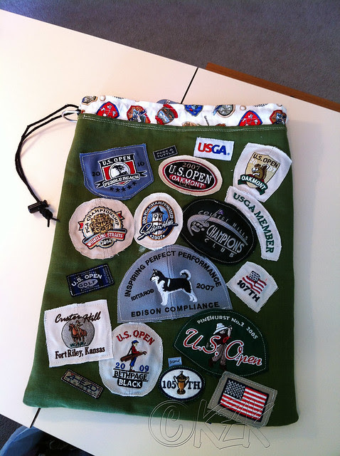 IMG_5010 Golf ball bag