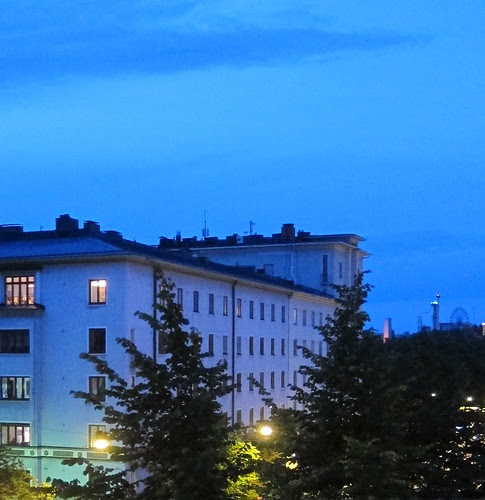 Friday night in Helsinki by Anna Amnell