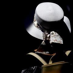 chapeau de soleil by jenny downing, on Flickr