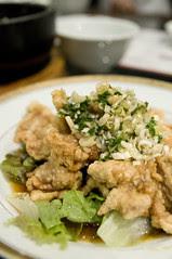 油淋鶏, ミンミン木場店