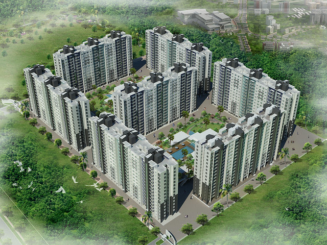Sunway - Megapolis Smart Homes 2 - Elevation Layout