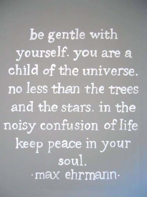 Day 148 Be Gentle With Yourself One Thousand Days Of Yoga