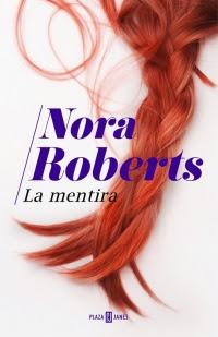 megustaleer - La mentira - Nora Roberts