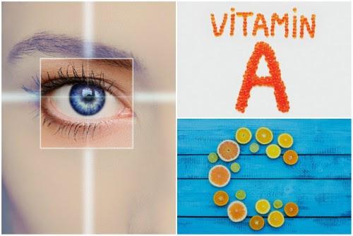 6 хранителни вещества за здрави очи