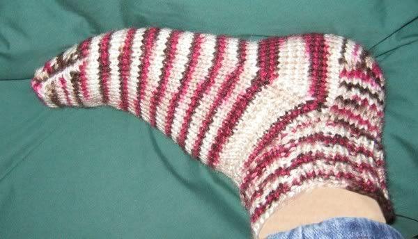 TU Sock 2
