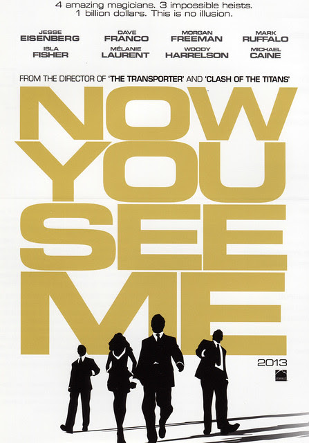 Now You See Me - Teaser Poster