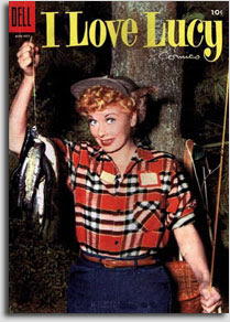 I Love Lucy #7